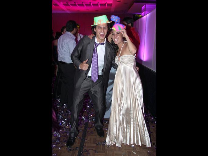 Vanessa Atala y Jordi Santoyo
