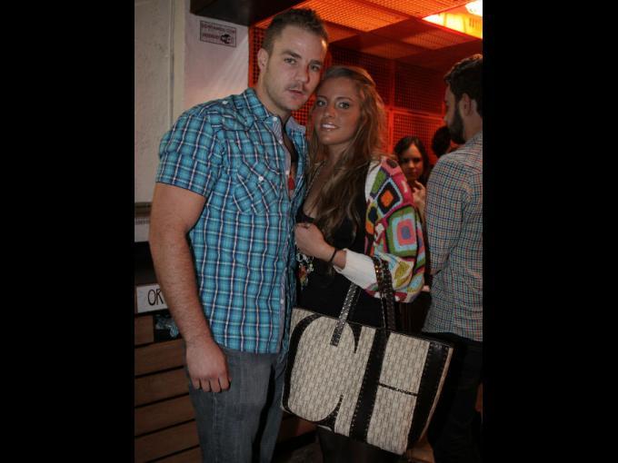Eduardo Nieto y Tamara Queki