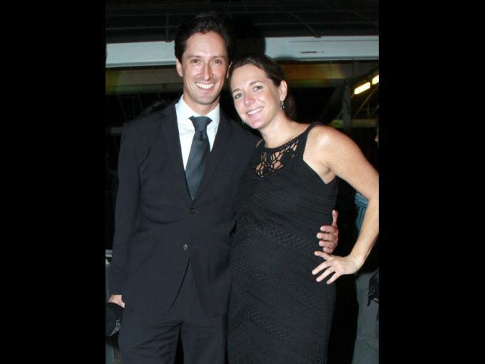 Federico Legorreta y Marcela Teutli