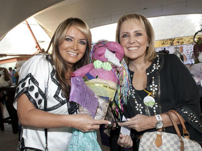 Rossaura Henkel y Sandra Ruenes