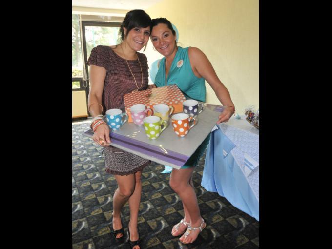 Andrea Urriza y Laura Ojeda