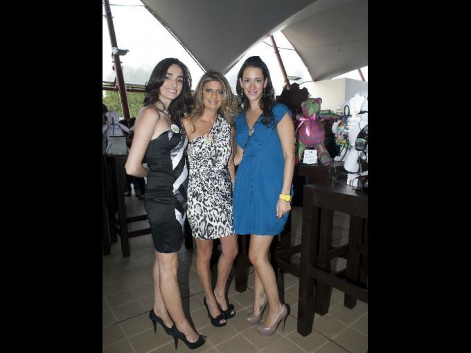 Margarita Arton, Letty Shiver y Margie Levy