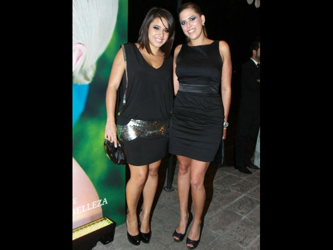 Beatriz Cisneros y Nastia Martínez