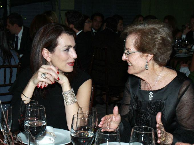 Corinne Ortega y Rufina Berlie