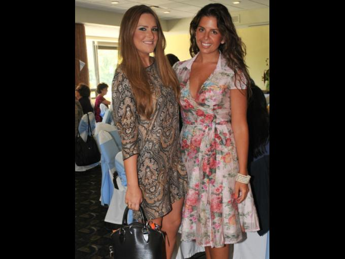 Nuria Moy y Anabel González