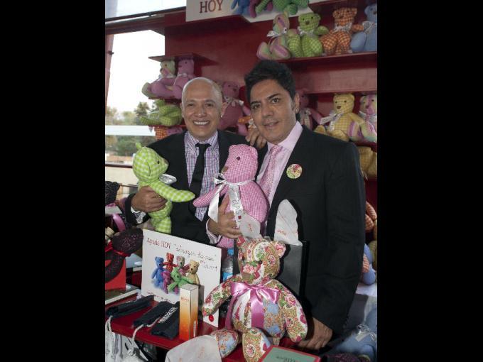 Luis Martin Sordo y Juan Salvador Martínez