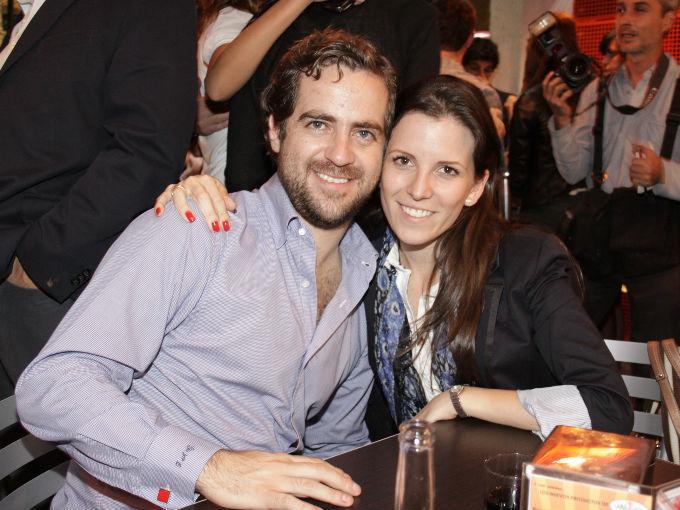 Francisco Armida y Regina Huerta