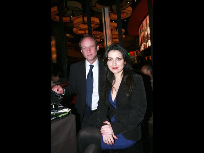 Carlos Mateos y Valerie Anaya