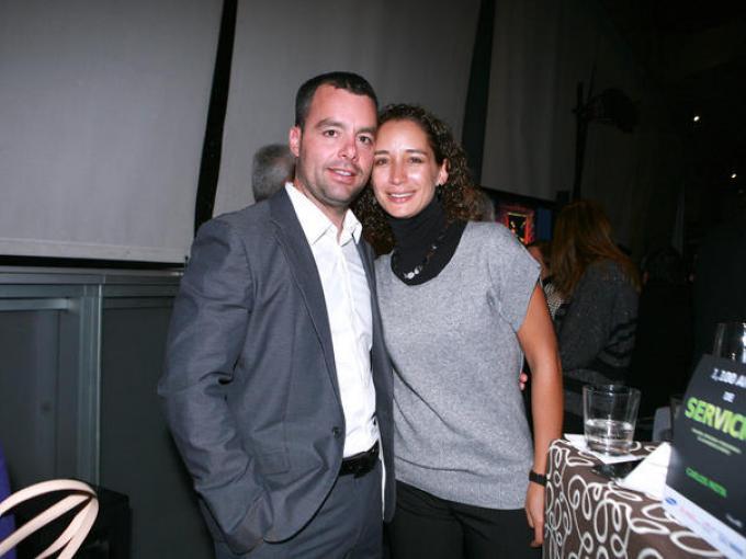 Alfonso Ochoa y Chantal Steiner