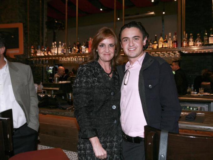 Mercedes Quintana y Javier Chávez