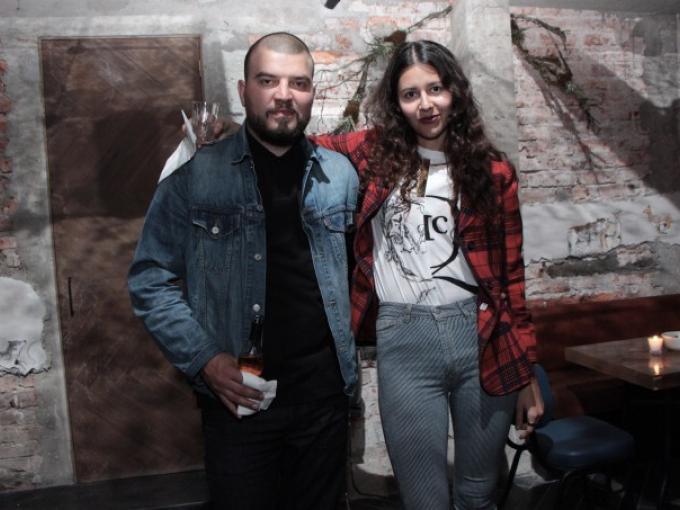 Memo Garza y Nayeli de Alba