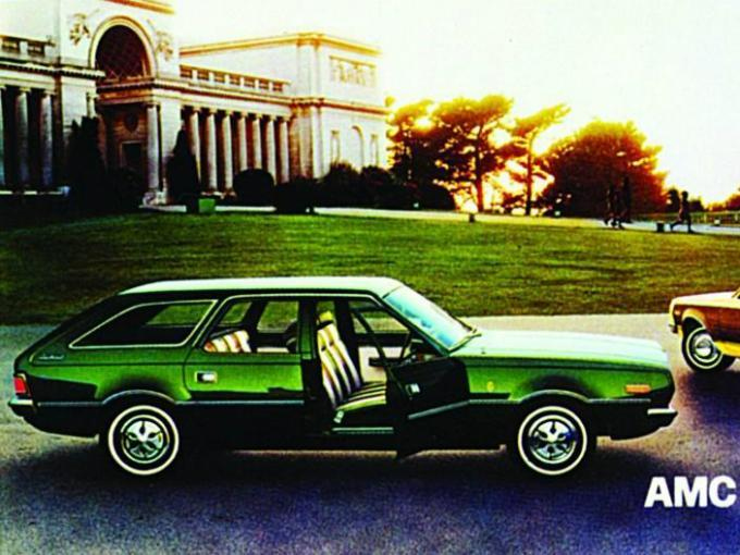 AMC Hornet  Sportabout by Gucci