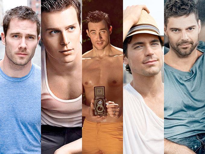 Chicos guapos gay