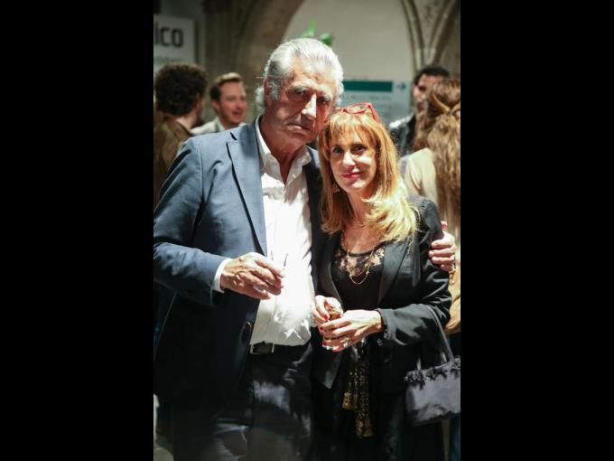 Stan Arundel y Patricia Arundel