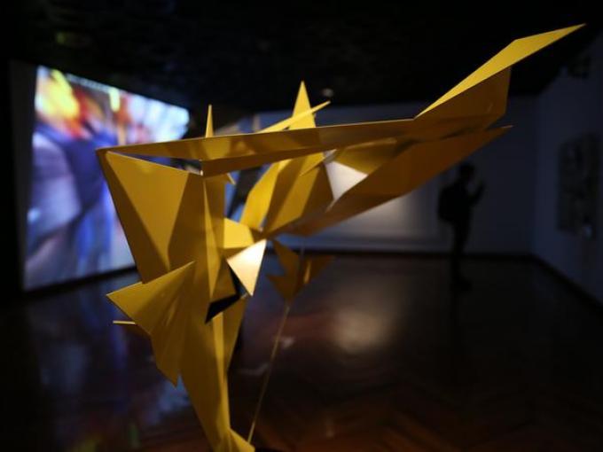 """Exposición """"Inflicto"""""""