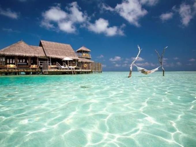 7. Gili Lankanfushi – North Malé Atoll (Maldivas) / Un resort que invita a disfrutar de la naturaleza.