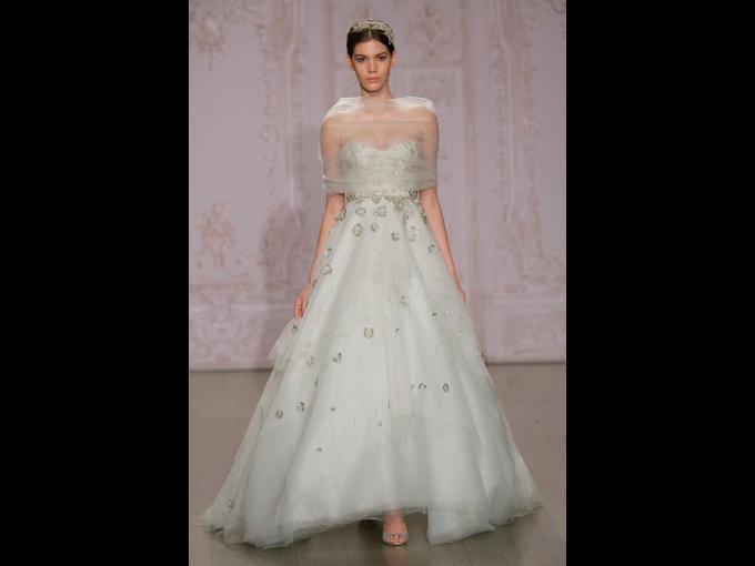 Monique Lhuillier Bridal Collection
