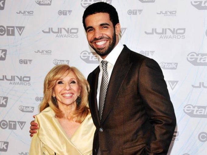 Drake y Sandi Graham