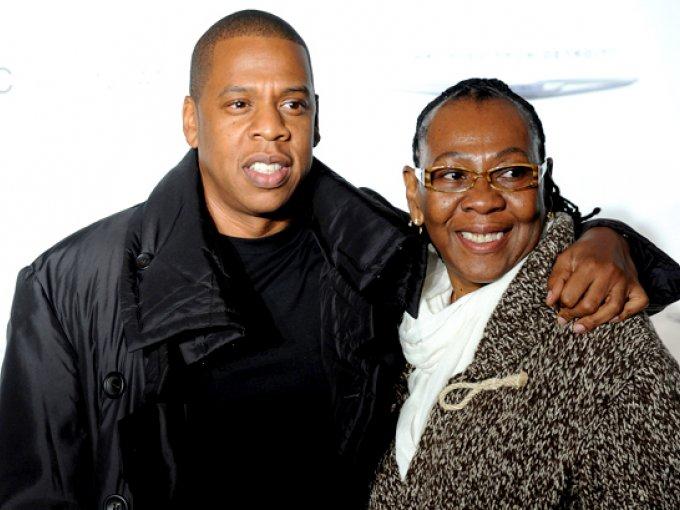 Jay Z y  Gloria Carte