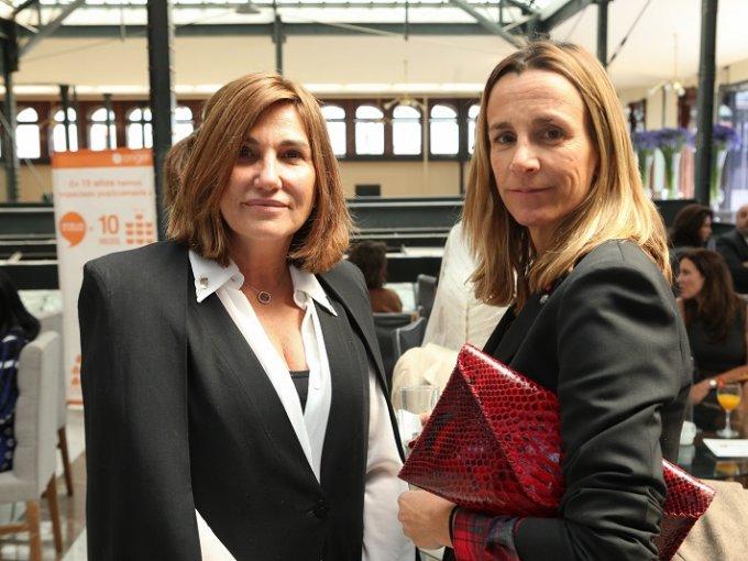 Susana Vidal y Natalia Blanch