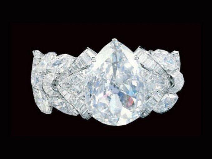 3.Excelsior |Este es el segundo diamante más grande descubierto en la Tierra.