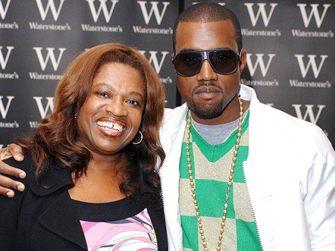 Kanye West y Donda West
