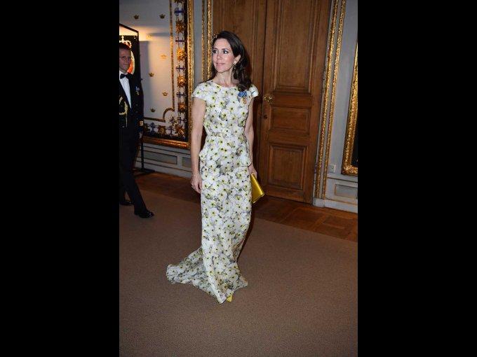 La princesa Mary de Dinamarca