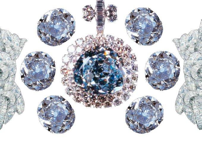 """Marilyn Monroe decía que: """"Los diamantes son los mejores amigos de una chica"""", y tal vez sea verdad, pues no existe otra piedra preciosa más cotizada. Los diamantes han sido atesorados desde su uso como íconos religiosos en la antigua India y su popularidad ha crecido desde el siglo XIX hasta convertirse en una de las gemas más cotizadas. A continuación, te mostramos los diamantes más caros y extraños del mundo:"""