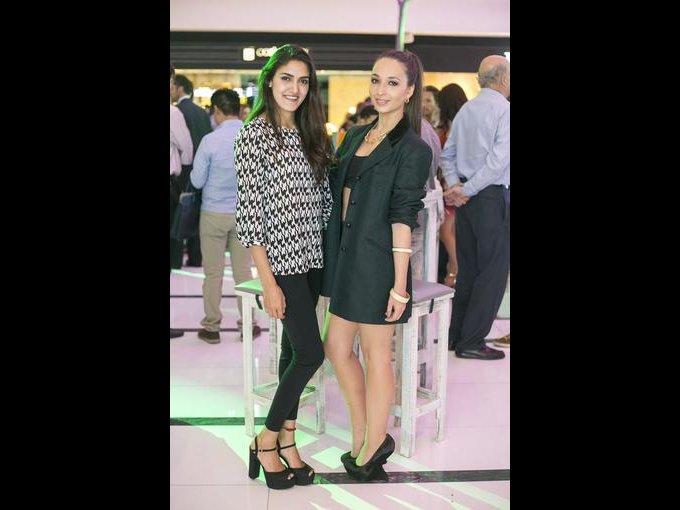 Maribel Sosa y Sade Romo