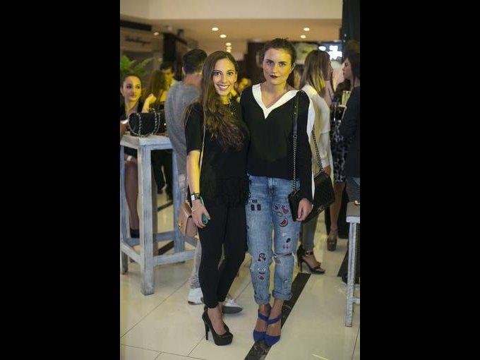 Sofía Urbina y Daniela García