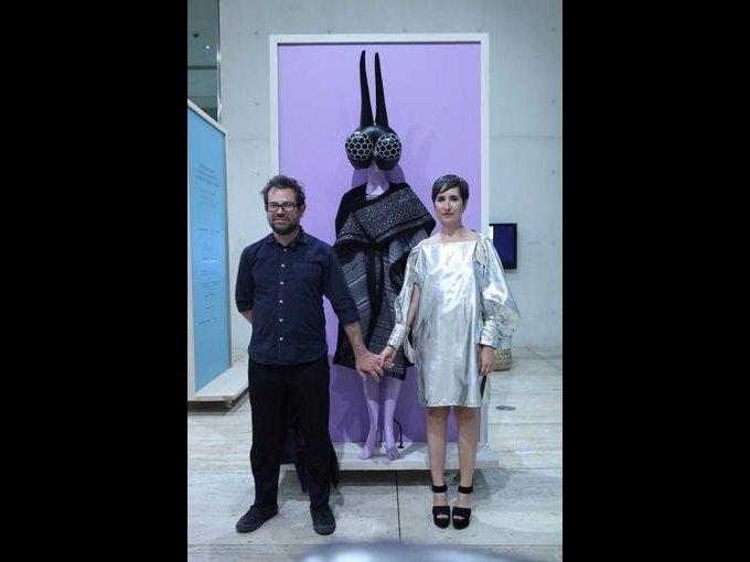 Pedro Reyes y Carla Fernández
