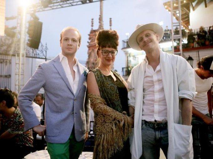 Carlos Chaim Serrano, Meteora Fontana y Jules One