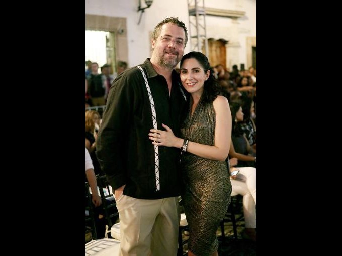 Cristian Berger y Vanessa Berger