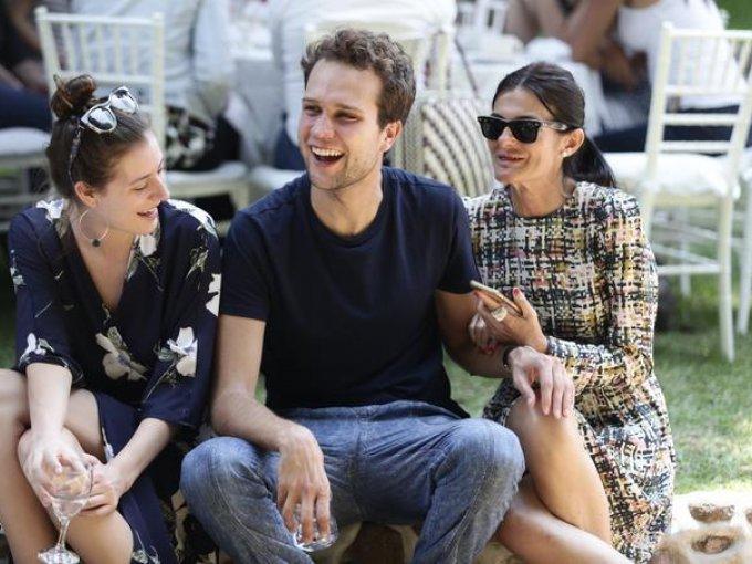 Alejandra Guilmant, Johann Mergenthaler y Maria Soriano