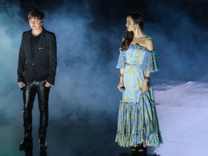 Adrián Dárgelos y Catalina García