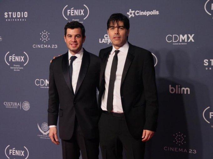 Rodrigo Peñafiel y Ricardo Giraldo