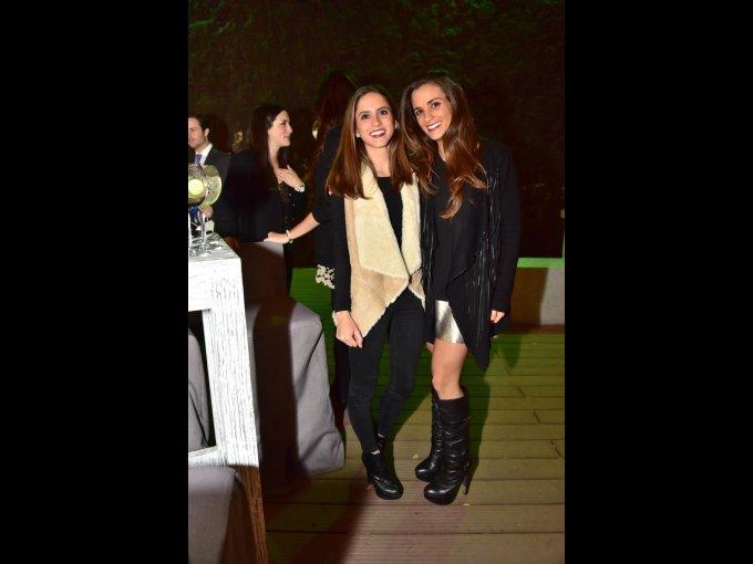 Sofía Zuga y Fernanda Ripoll