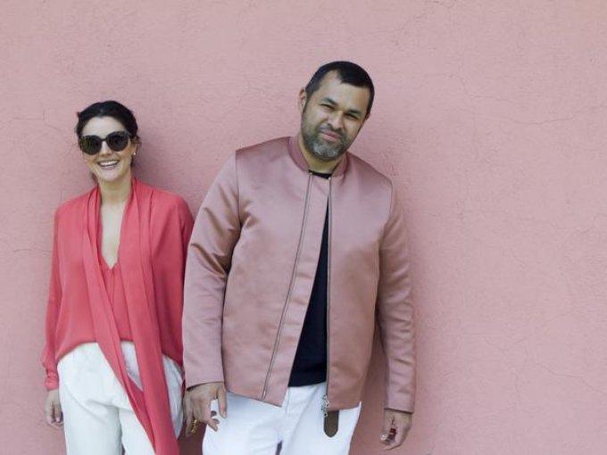 Eugenia González Ruiz y Juan Carlos Obando