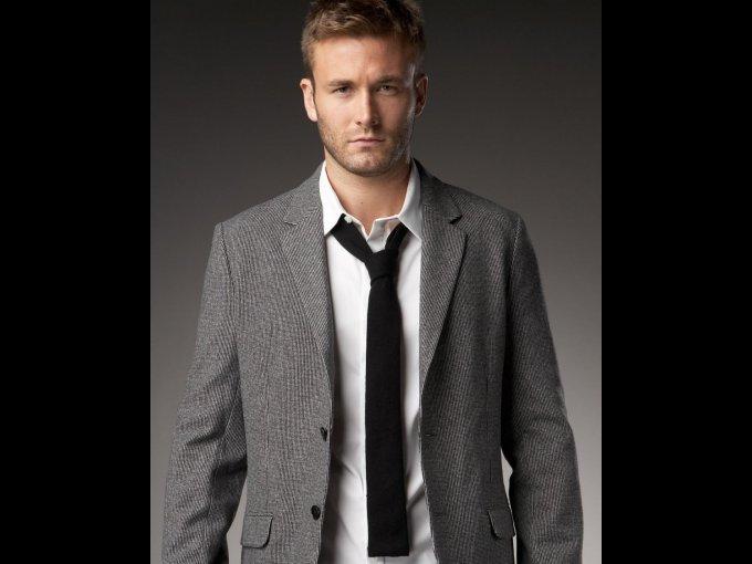 Brad Kroenig: después de saltar a la fama con Abercrombie & Fitch en 2002, este chico estadounidense se convirtió en el modelo favorito de Karl Lagerfeld.