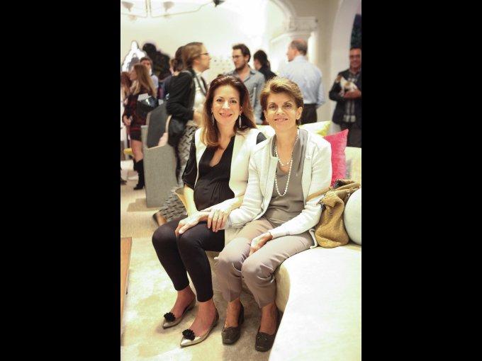 Mónica Aspe y Concha Aspe