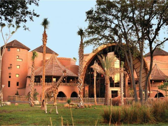 Animal Kingdom Villas, el lugar perfecto para convivir con animales y disfrutar de la naturaleza