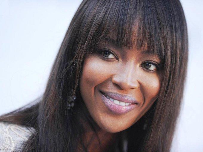 Naomi Campbell tiene dos empresas, una dedicada a productos de belleza y otra de relaciones públicas.