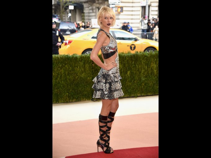 Taylor Swift en Louis Vuitton