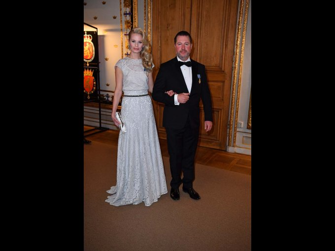 Vicky y Gustaf Magnuson
