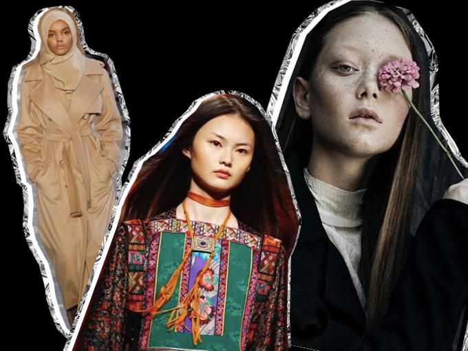 La temporada de 'runways' de otoño 2017 ha sido una de las más interesantes, pues además de las clásicas modelos, ahora incluyó un grupo de nuevas y hermosas mujeres de nacionalidad distinta con un gran talento en pasarelas: