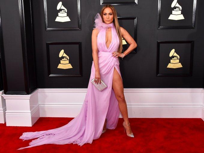 Jennifer Lopez en Ralph & Russo
