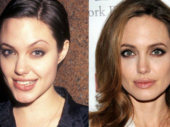 Las famosas han cambiado de acuerdo a las modas, incluso ¡sus cejas! aquí los más impresionantes