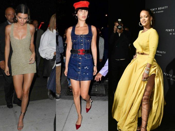 Ellas fueron las mejor vestidas de la semana