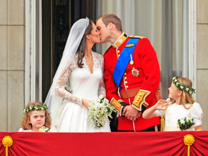 Kate y William: mil 900 invitados y 3 mil millones de personas presenciaron la boda por TV
