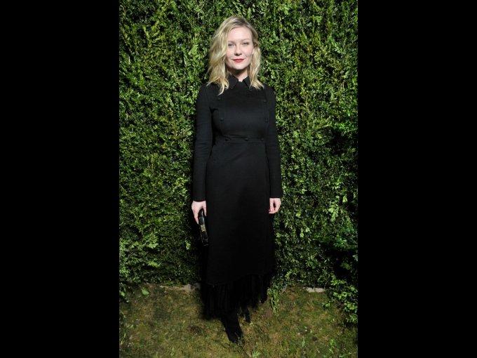 Kirsten Dunst en Dior